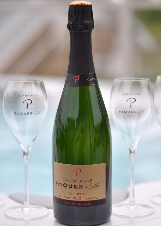Champagne Paques et Fils Carte Rouge