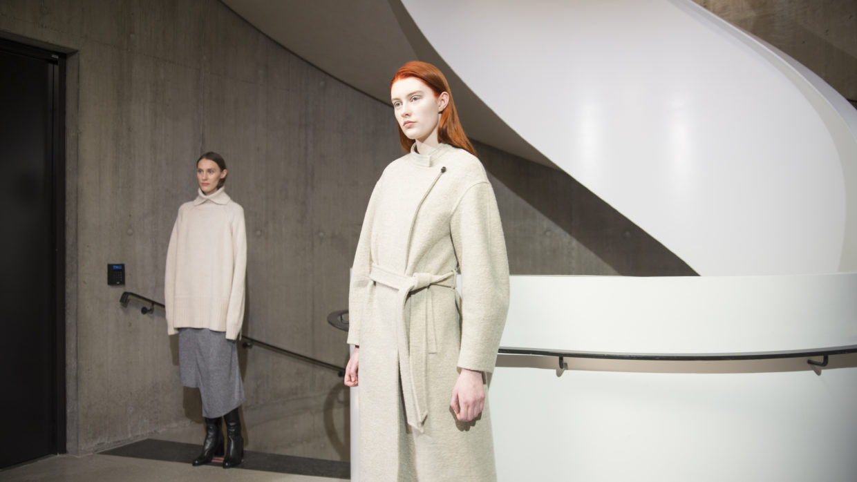 Stolt leverantör till Fashion Week Stockholm